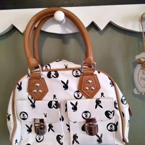 Small Playboy Handbag
